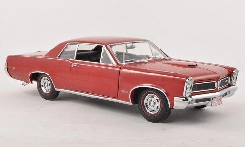 pontiac-gto-rot-1965-modellauto-fertigmodell-sun-star-118