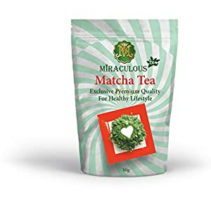 Matcha Tea Exclusive Premium Quality Green Tea Powder Organic Ceremonial Grade Grown in Japan for Energy Boost Weight Loss