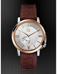 Reloj Guess Collection Gc Sport Chic X59001g1s Hombre Plateado