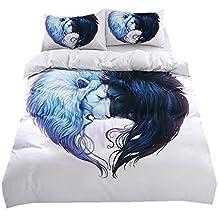 Suchergebnis Auf Amazonde Für Paar Bettwäsche