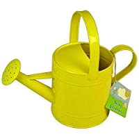 Young Gardener childrens Yellow Watering Can