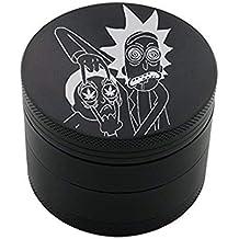 Royale Grinder Rick y Morty Grinder 5 cm 4 Partes by edición Limitada