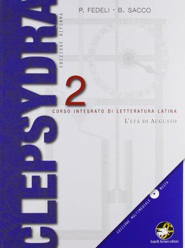 Clepsydra. Con espansione online. Per i Licei e gli Ist. magistrali: 2