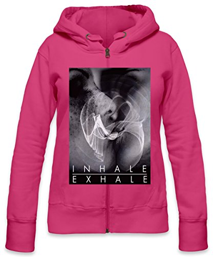exhale inhale Womens Zipper Hoodie X-Large - American Eagle Tank Top