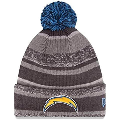 San Diego Chargers New Era NFL Sideline sul campo Sport