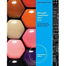 [(New Perspectives on Microsoft PowerPoint 2013)] [By (author) Beverly Zimmerman ] published on (June, 2013)