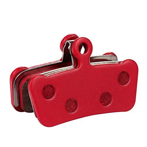 ManalaTa (P205BP) Disc pastiglie dei Freni in Ceramica pastiglie dei Freni Sram Avid MTB Semi-Metallic Rosso