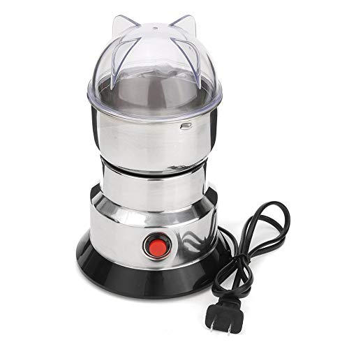 Electric Herbs/Spices/Nuts/Coffee Bean Mill Blade Grinder With Stainless Steel Blades Household Grinding Machine Tool Spice Mill Grinder