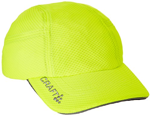 Craft 3 Acc - Gorra, color negro, Craft3 Acc Running Casquette, Flumino, talla única