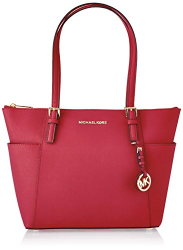 Michael Kors Damen Jet Set Item Tasche, Rose