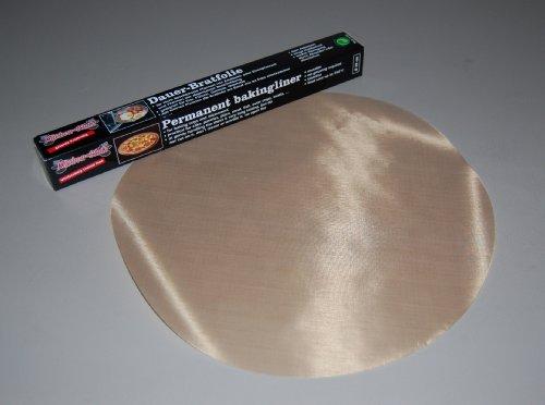 Dauerbackfolie Backfolie Backpapier Backen Dauer Folie wiederverwendbar 28 cm