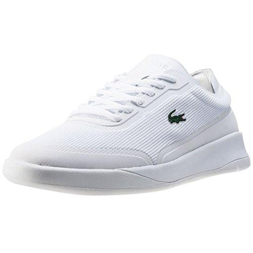 99812c3635d Lacoste Homme Blanc Lt Spirit Elite 117 4 Spm Sneaker Blanc. Chaussures ...