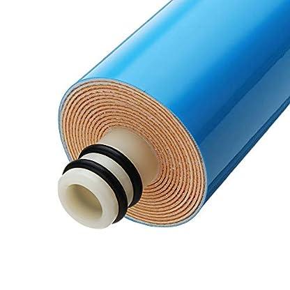 41Y1zapY5qL. SS416  - 1812-75GPD Membranas de Ósmosis Inversa Universal, filtro de agua repuesto RO para el filtro de agua residencial