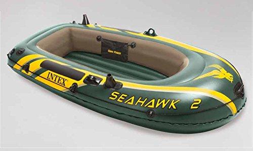Intex Schlauchboot Seahawk 2 im Set - 6