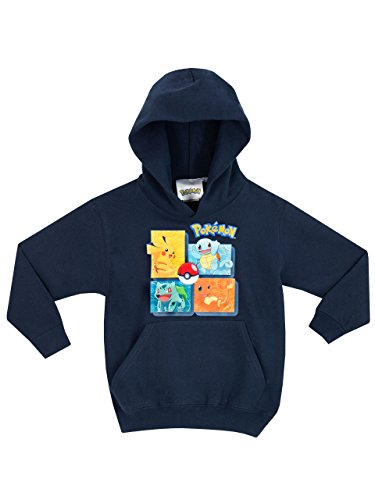 Pokemon Boys Pokemon Hoodie Age 7 to 8 Years