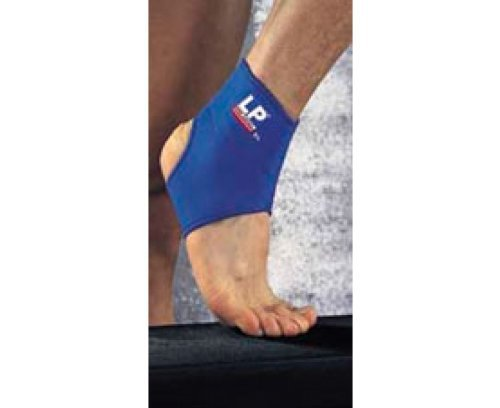 LP SUPPORTS Ankle Support , XS by LP Supports