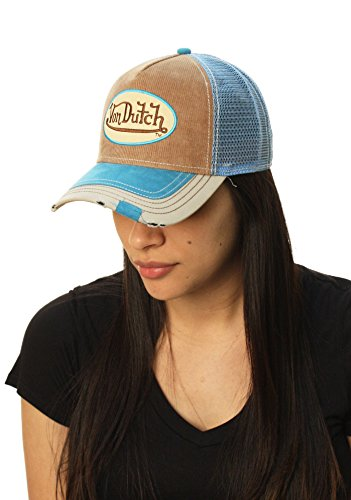 von-dutch-womens-trucker-corduroy-hat-one-size