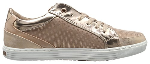 Marco Tozzi 23600, Sneakers Basses Femme Rose (Rose Comb 596)