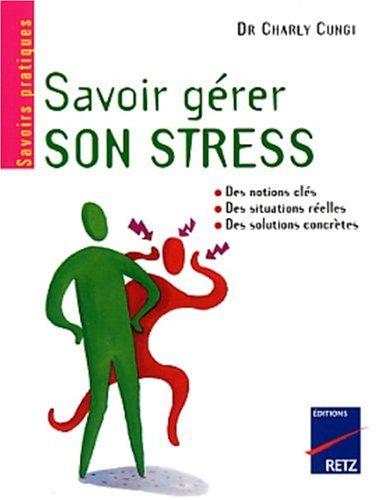 Savoir grer son stress