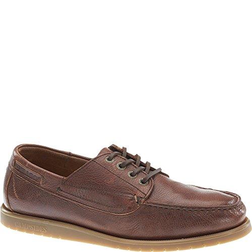 scarpe Sebago B181014 Landon Quattro degli occhi marroni Brown Brown