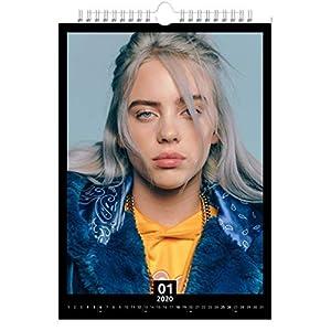 Billie Eilish Wandkalender A4 2020