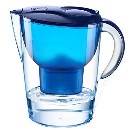 Wolaoma Filtre Bouilloire Cuisine Purificateur D'eau Du Robinet Filtre À Eau Ménage De Qualité Alimentaire ABS Inhibition Bactéries Enlevez Le Chlore Résiduel Avec 7 * Filtre