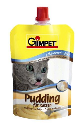 14 x Gimpet - Pudding für Katzen 150g, insgesamt 2100g