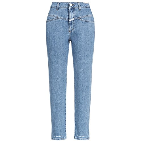 Closed Jeans Pedal Pusher 38 blau - Denim Pedal Pusher