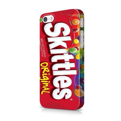 custom-cover-per-iphone-5-5s-se-duro-snap-on-cover-protezione-iphone-5-5s-se-cover-skittles-rainbow-