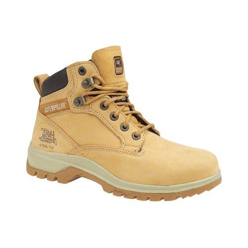 Caterpillar Chaussures montantes de sécurité Kitson pour femme (41 EUR) (Miel)