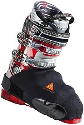 Alpenheat - Protección térmica para botas de esquiar, talla de largo a grande (L: 42.5-50 EU)