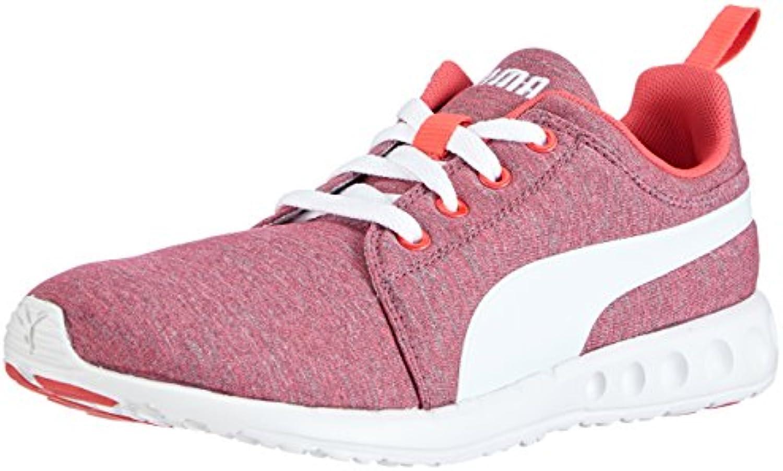 Puma Carson Runner Wn's Heather - Zapatillas de Running de Material sintético Mujer