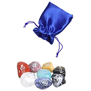 Oracle Set: Witches Oracle Stones Divination