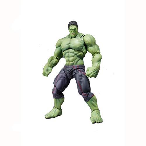Anime Figuren Actionfigur, Spielzeugmodell Avengers 2 Hulk Modell Modellszene Ornamente Souvenirs/Sammlerstücke/Kunsthandwerk 20cm Kinderspielzeug Statue