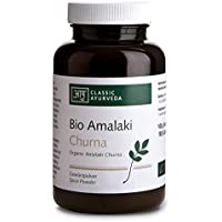 Classic Ayurveda Bio Amalaki Churna (Pulver), 100 g preisvergleich bei billige-tabletten.eu