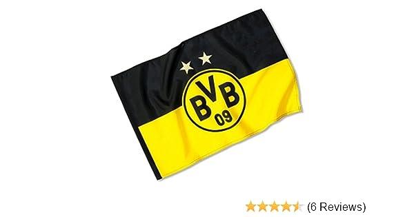 98 x 138 cm Fahnen Flagge Karo Schwarz Gelb