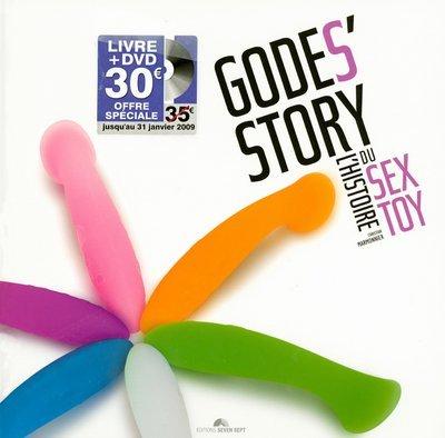 Godes'story : L'histoire du sex toy (1DVD)