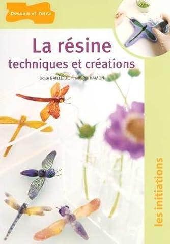 Bijoux En Resine - La résine : Techniques et