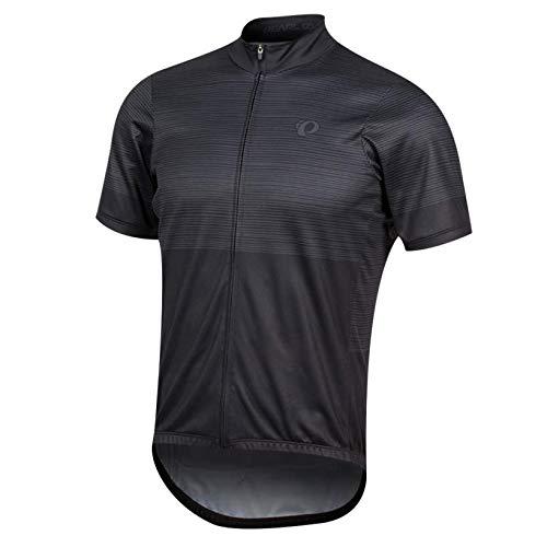 PEARL IZUMI Select LTD Jersey Herren Black Stripe Größe L 2019 Radtrikot kurzärmlig (Izumi Pearl Herren Radtrikot)