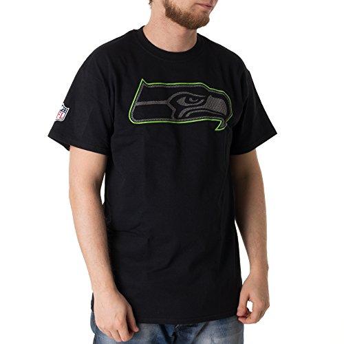 NFL Seattle Seahawks schwarz - XXL ()