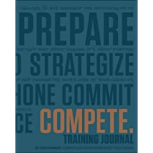 Compete Training Journal: Teal Edition