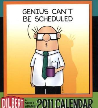 Dilbert 2011 Calendar