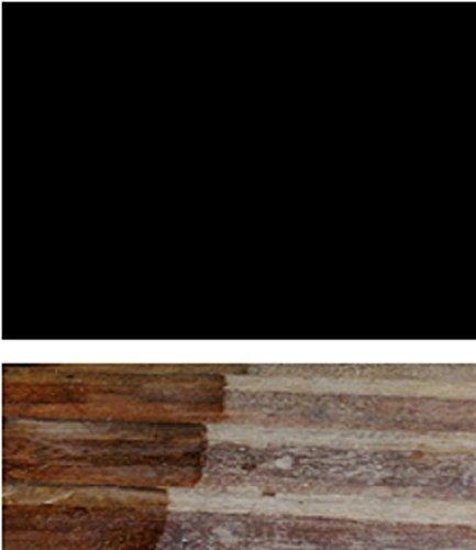 1L Treppenlack Holzdecklack Holz Decklack Lack Schwarz Parkettlack Versiegelung Farbe Innen Aussen