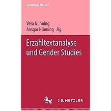 Erzähltextanalyse und Gender Studies (Sammlung Metzler)