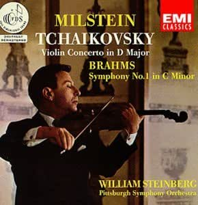 Tchaikovsky:Violin Cto. In D