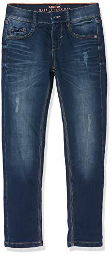 s.Oliver RED Label Jungen Seattle: Superstretch-Jeans Blue Denim Stretch 146.REG