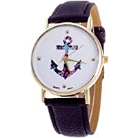HITOP Vintage Retro Fiore Ladies Watch Basel-strass