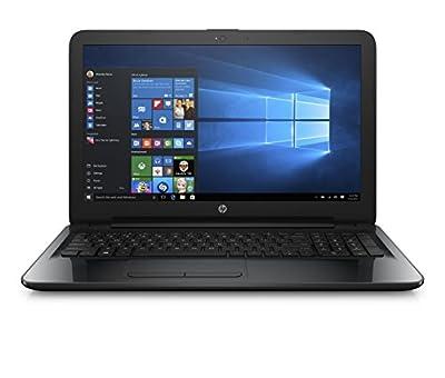 HP 15-bg007AU 15.6-inch Laptop (AMD A6-7310/4GB/500GB/Windows 10 Home/Integrated Graphics), Sparkling Black