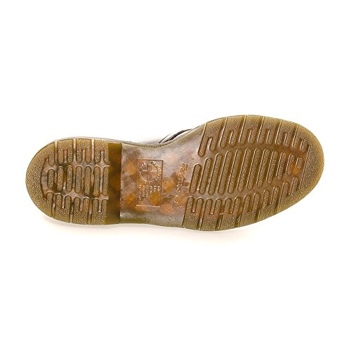 DR. Martens 1461 LAMPER 3 Eye vernice documenti semi scarpe, scarpe, Rockabilly Nero
