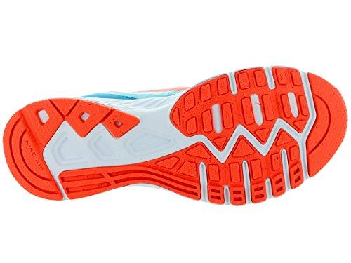 Nike Wmns Air Relentless 5, Chaussures femme Azul (Copa / Hyper Orange Bl Lgn White)